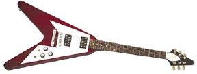 Gibson Flying V 70