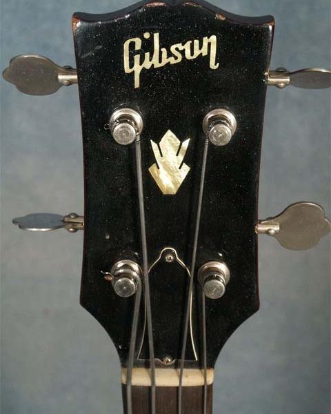 Gibson Bass Head
