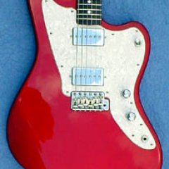 1997 Japanese Fender Squier