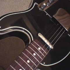 Telecaster Custom Bound Guard