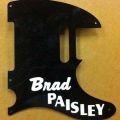 Brad Paisley Inlaid Telecaster
