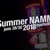 Summer NAMM 2018