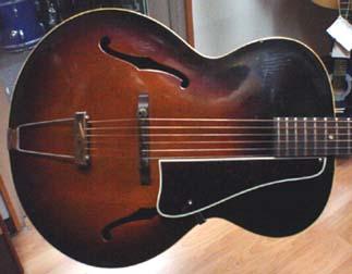 GibsonL-48 Pickguardian