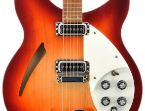 Rickenbacker Guitars