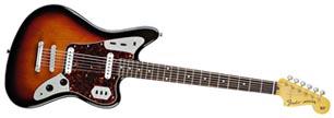 Fender Jaguar Bari