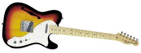 Fender Tele Thinline 69